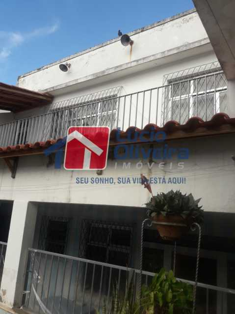 28-Vista Fundos - Casa À Venda - Vila da Penha - Rio de Janeiro - RJ - VPCA50018 - 31