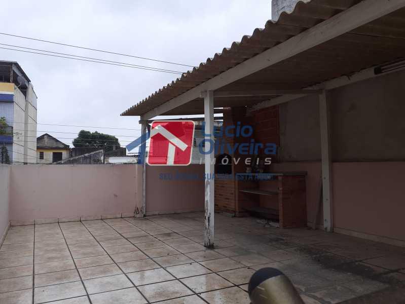 18 - Casa À Venda - Ramos - Rio de Janeiro - RJ - VPCA20215 - 18