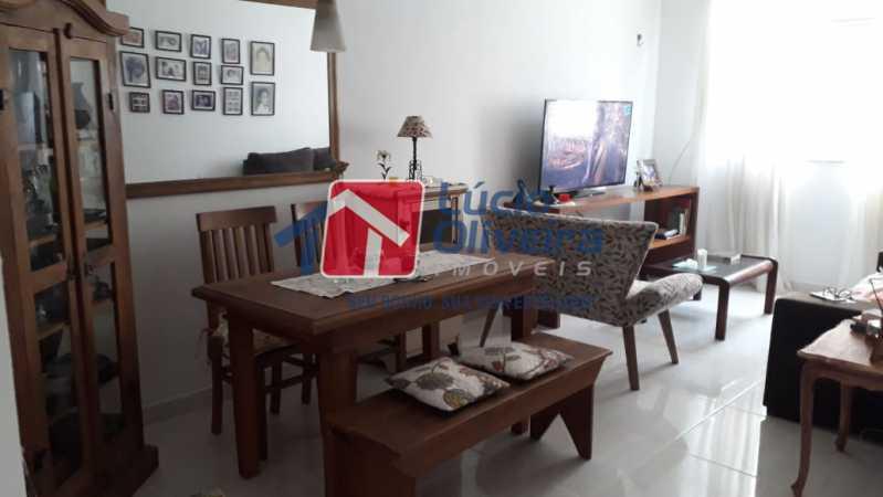 01 - Sala - Apartamento À Venda - Vista Alegre - Rio de Janeiro - RJ - VPAP21126 - 1