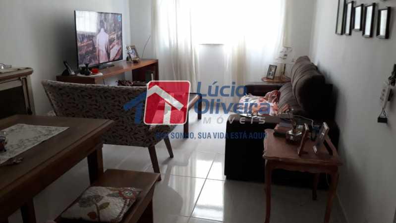 02 - Sala - Apartamento À Venda - Vista Alegre - Rio de Janeiro - RJ - VPAP21126 - 3