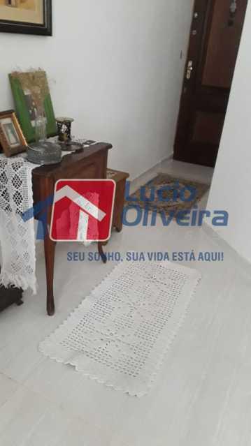 03 - Sala - Apartamento À Venda - Vista Alegre - Rio de Janeiro - RJ - VPAP21126 - 4
