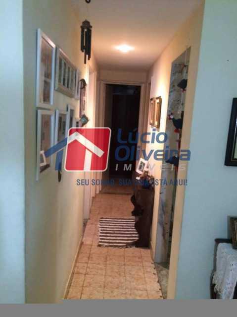 04 - Circulação - Apartamento À Venda - Vista Alegre - Rio de Janeiro - RJ - VPAP21126 - 5