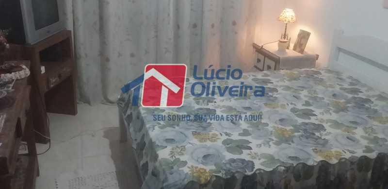 05 Quarto Casal - Apartamento À Venda - Vista Alegre - Rio de Janeiro - RJ - VPAP21126 - 6