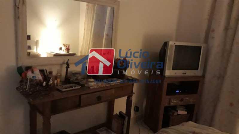 06 Quarto Casal - Apartamento À Venda - Vista Alegre - Rio de Janeiro - RJ - VPAP21126 - 7