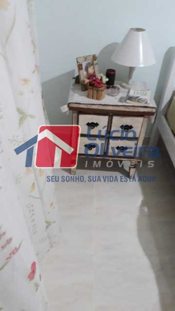 07 - Quarto Casal - Apartamento À Venda - Vista Alegre - Rio de Janeiro - RJ - VPAP21126 - 8