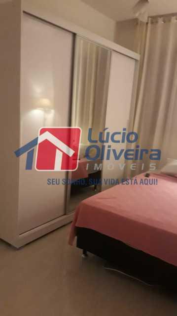 08 - Quarto Solteiro - Apartamento À Venda - Vista Alegre - Rio de Janeiro - RJ - VPAP21126 - 9