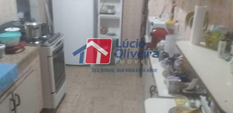 09 - Cozinha - Apartamento À Venda - Vista Alegre - Rio de Janeiro - RJ - VPAP21126 - 10