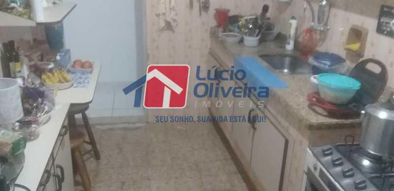 10 - Cozinha - Apartamento À Venda - Vista Alegre - Rio de Janeiro - RJ - VPAP21126 - 11