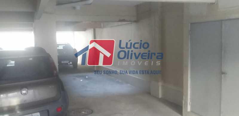 13 - Garagem - Apartamento À Venda - Vista Alegre - Rio de Janeiro - RJ - VPAP21126 - 14