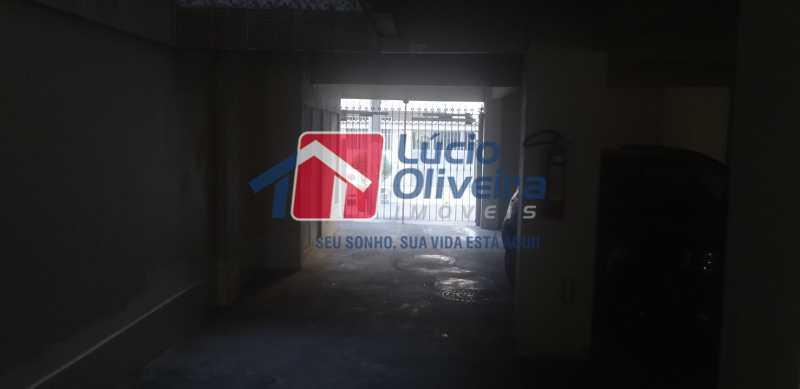 14 - Garagem - Apartamento À Venda - Vista Alegre - Rio de Janeiro - RJ - VPAP21126 - 15