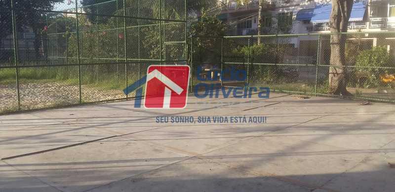 18 - Quadra - Apartamento À Venda - Vista Alegre - Rio de Janeiro - RJ - VPAP21126 - 19