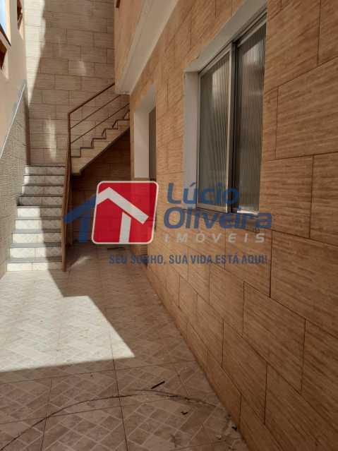 1 FRENTE CASA - Casa Rua Galvani,Vila da Penha,Rio de Janeiro,RJ À Venda,3 Quartos,46m² - VPCA30147 - 1