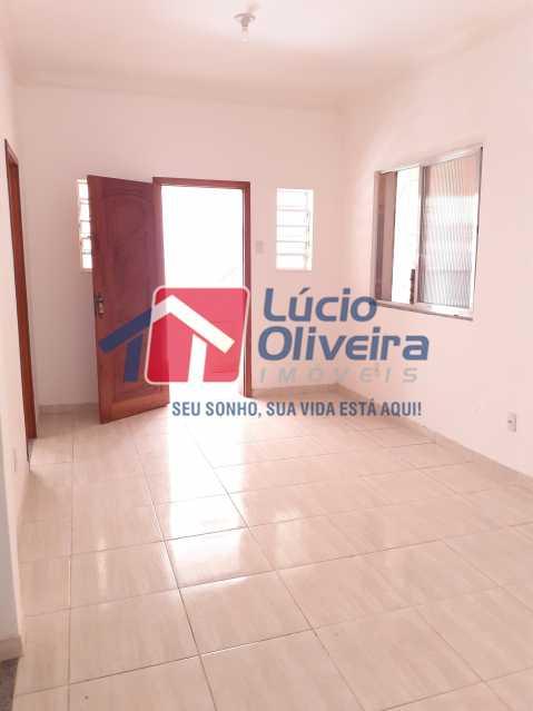 2 SALA - Casa Rua Galvani,Vila da Penha,Rio de Janeiro,RJ À Venda,3 Quartos,46m² - VPCA30147 - 6