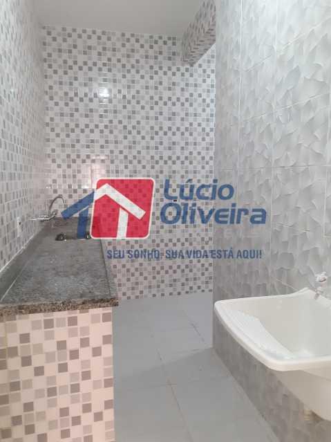 6 COZINHA 2 - Casa Rua Galvani,Vila da Penha,Rio de Janeiro,RJ À Venda,3 Quartos,46m² - VPCA30147 - 15