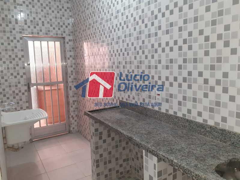 6 COZINHA - Casa Rua Galvani,Vila da Penha,Rio de Janeiro,RJ À Venda,3 Quartos,46m² - VPCA30147 - 17