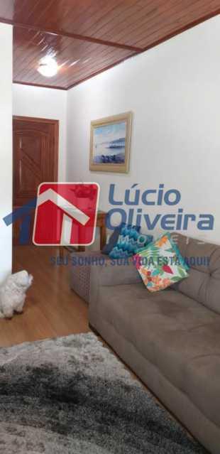 1- Sala - Apartamento À Venda - Vila da Penha - Rio de Janeiro - RJ - VPAP30265 - 1