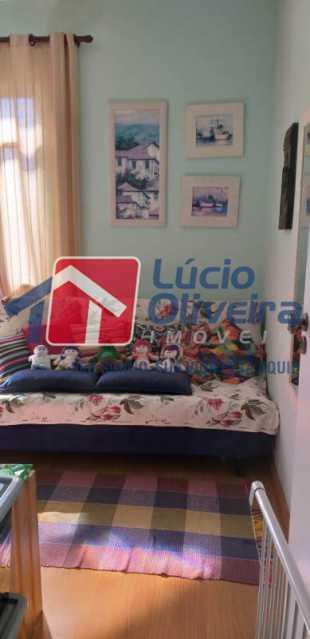 10- Quarto Solteiro - Apartamento À Venda - Vila da Penha - Rio de Janeiro - RJ - VPAP30265 - 11