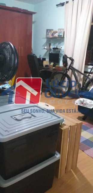 11-Quarto Solteiro - Apartamento À Venda - Vila da Penha - Rio de Janeiro - RJ - VPAP30265 - 12