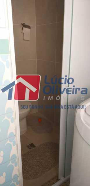 14-Banheiro Serviço - Apartamento À Venda - Vila da Penha - Rio de Janeiro - RJ - VPAP30265 - 15