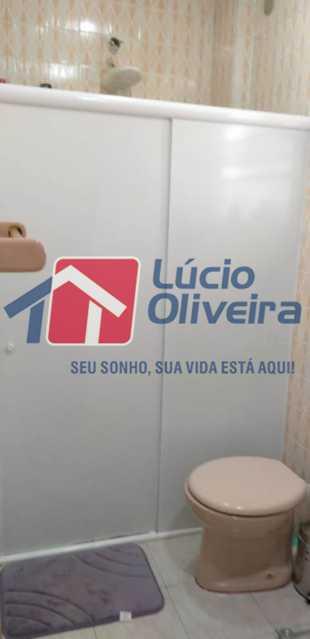 14-Banheiro Social - Apartamento À Venda - Vila da Penha - Rio de Janeiro - RJ - VPAP30265 - 16
