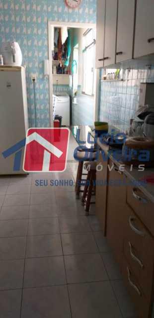 16-Cozinha  area - Apartamento À Venda - Vila da Penha - Rio de Janeiro - RJ - VPAP30265 - 18
