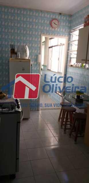 17-Cozinha - Apartamento À Venda - Vila da Penha - Rio de Janeiro - RJ - VPAP30265 - 19