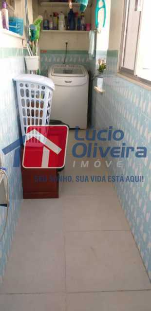 18-Lavanderia - Apartamento À Venda - Vila da Penha - Rio de Janeiro - RJ - VPAP30265 - 20