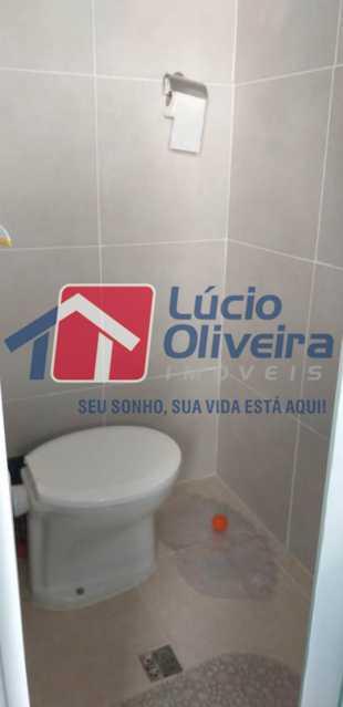 19-Banheiro serviço - Apartamento À Venda - Vila da Penha - Rio de Janeiro - RJ - VPAP30265 - 21