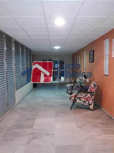 21Recepção prédio - Apartamento À Venda - Vila da Penha - Rio de Janeiro - RJ - VPAP30265 - 23