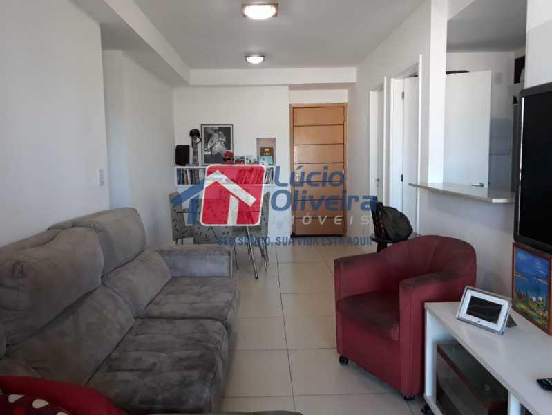 4 SALA - Apartamento à venda Avenida Oliveira Belo,Vila da Penha, Rio de Janeiro - R$ 490.000 - VPAP30266 - 5