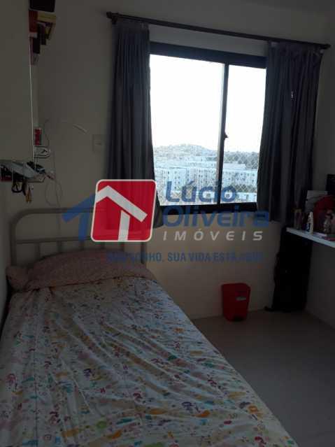 10 QUARTO - Apartamento à venda Avenida Oliveira Belo,Vila da Penha, Rio de Janeiro - R$ 490.000 - VPAP30266 - 11