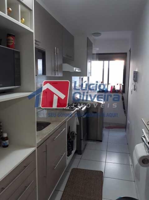 13 COZINHA - Apartamento à venda Avenida Oliveira Belo,Vila da Penha, Rio de Janeiro - R$ 490.000 - VPAP30266 - 14