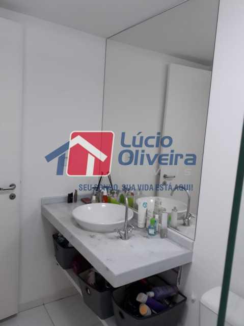 16 BANHEIRO - Apartamento à venda Avenida Oliveira Belo,Vila da Penha, Rio de Janeiro - R$ 490.000 - VPAP30266 - 17