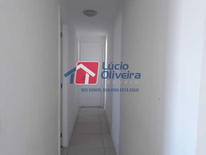 17 CORREDOR - Apartamento à venda Avenida Oliveira Belo,Vila da Penha, Rio de Janeiro - R$ 490.000 - VPAP30266 - 18
