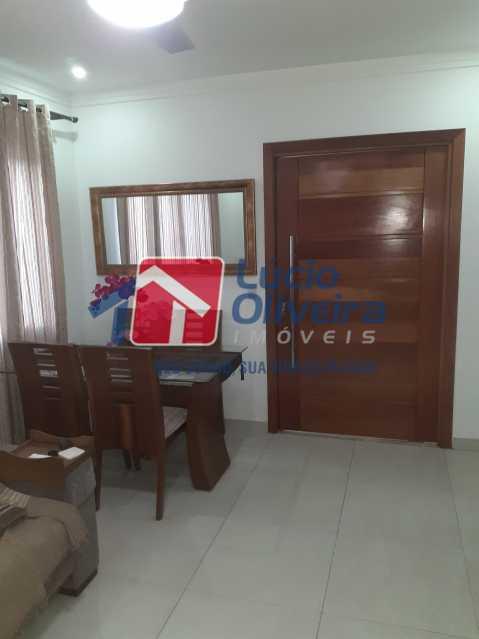 1 sala - Casa à venda Rua Orica,Braz de Pina, Rio de Janeiro - R$ 430.000 - VPCA40045 - 1