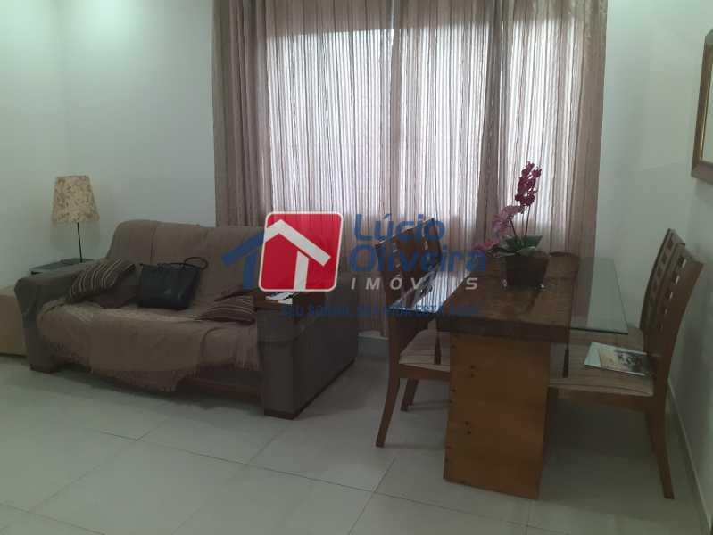 2 sala - Casa à venda Rua Orica,Braz de Pina, Rio de Janeiro - R$ 430.000 - VPCA40045 - 3