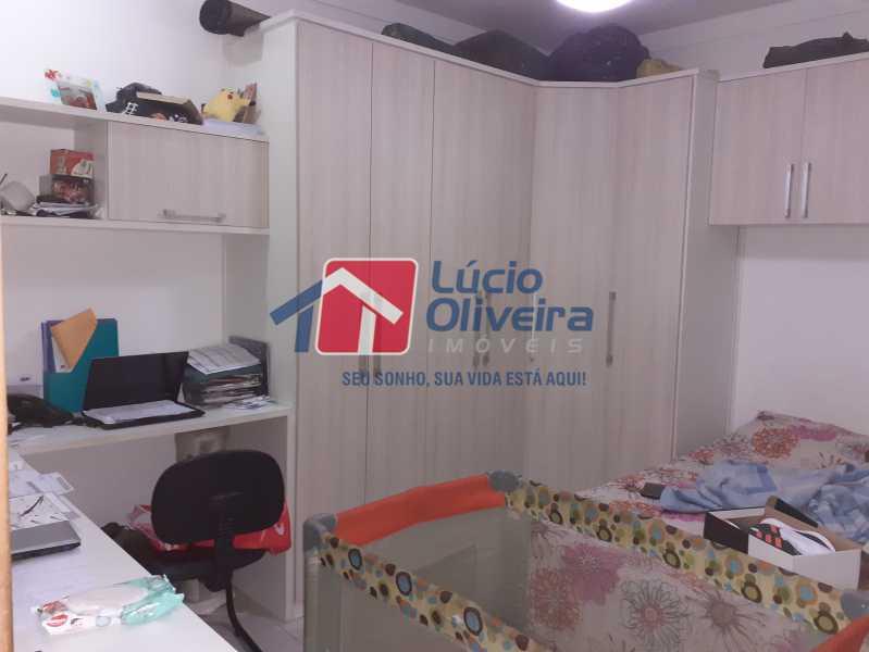 4 quarto casal - Casa à venda Rua Orica,Braz de Pina, Rio de Janeiro - R$ 430.000 - VPCA40045 - 5