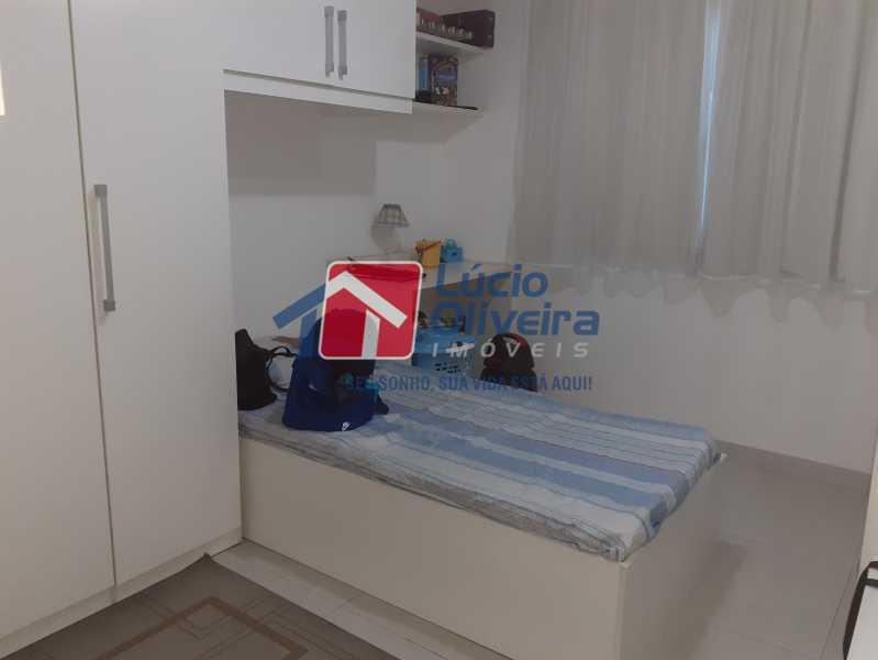 6 quarto inf - Casa à venda Rua Orica,Braz de Pina, Rio de Janeiro - R$ 430.000 - VPCA40045 - 7