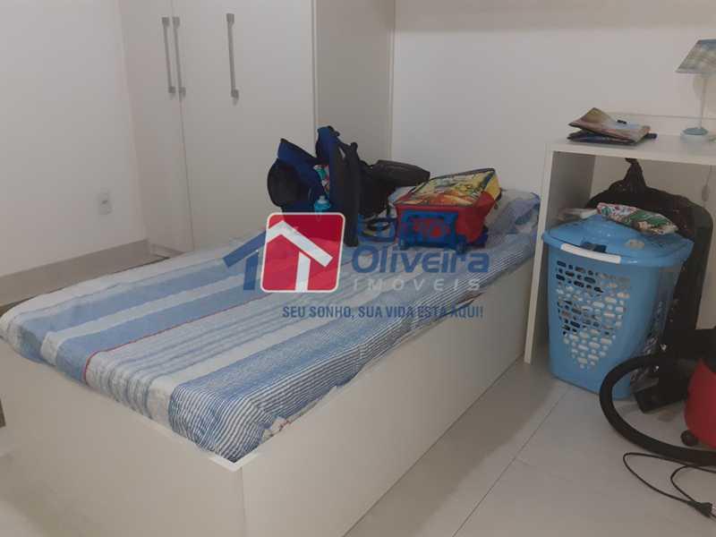 7 quarto inf - Casa à venda Rua Orica,Braz de Pina, Rio de Janeiro - R$ 430.000 - VPCA40045 - 8