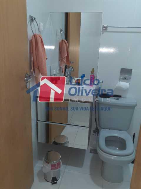 9 BANHEIRO SOCIAL - Casa à venda Rua Orica,Braz de Pina, Rio de Janeiro - R$ 430.000 - VPCA40045 - 10