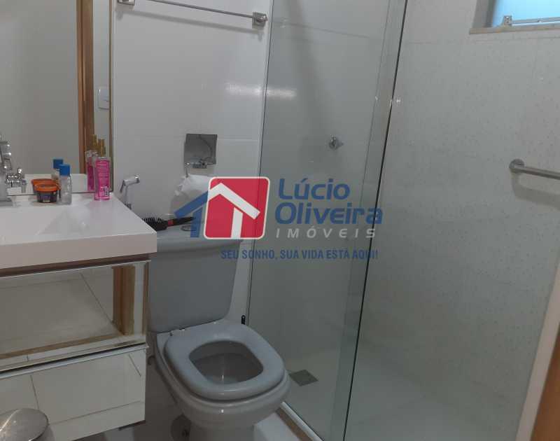 10  banheiro social - Casa à venda Rua Orica,Braz de Pina, Rio de Janeiro - R$ 430.000 - VPCA40045 - 11