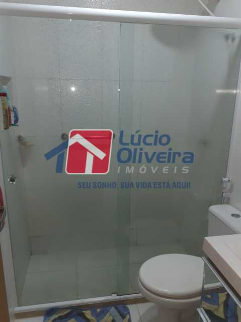 11 BANHEIRO SUITE - Casa à venda Rua Orica,Braz de Pina, Rio de Janeiro - R$ 430.000 - VPCA40045 - 12
