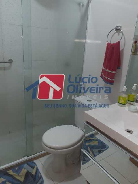12 BANHEIRO SUITE - Casa à venda Rua Orica,Braz de Pina, Rio de Janeiro - R$ 430.000 - VPCA40045 - 13