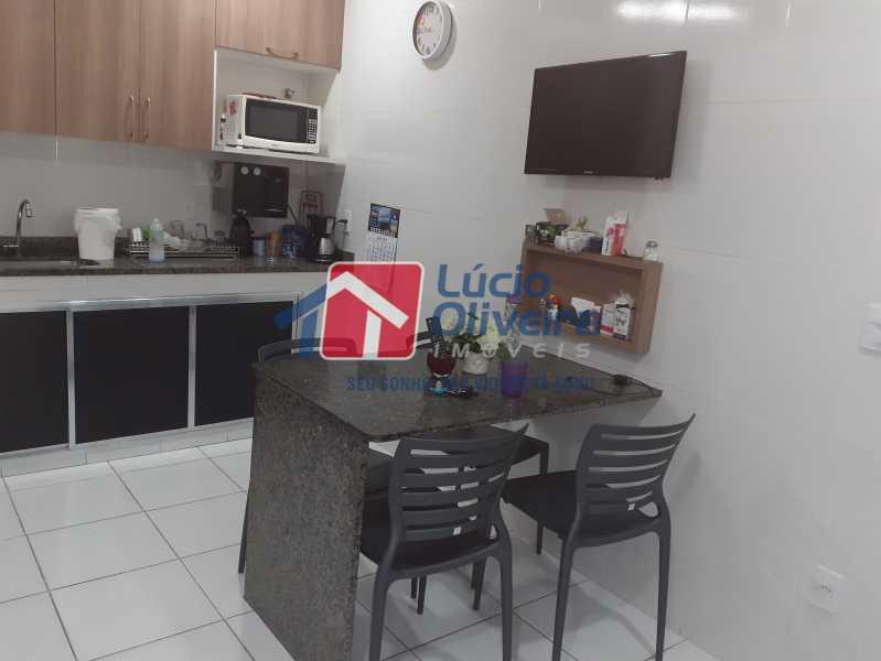 13 cozinha - Casa à venda Rua Orica,Braz de Pina, Rio de Janeiro - R$ 430.000 - VPCA40045 - 15