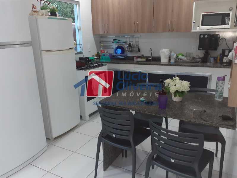 14 COZINHA - Casa à venda Rua Orica,Braz de Pina, Rio de Janeiro - R$ 430.000 - VPCA40045 - 16