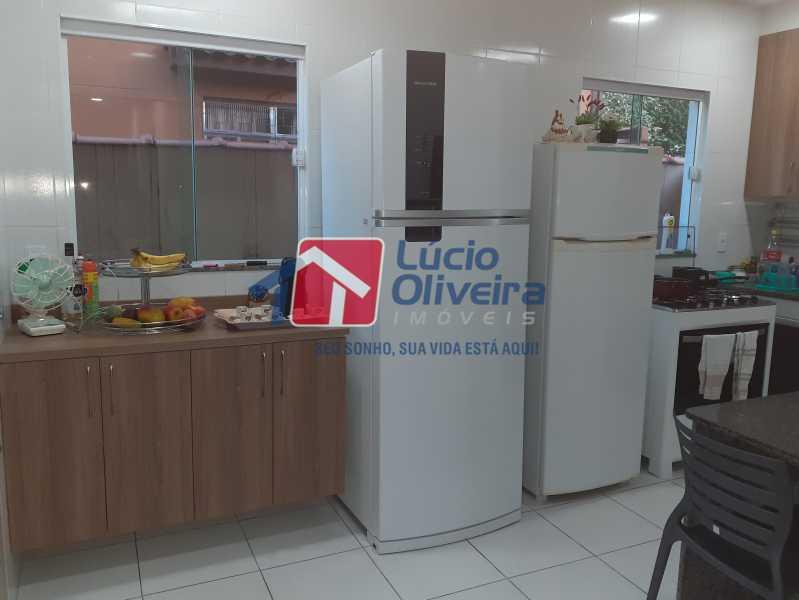 15 COZINHA - Casa à venda Rua Orica,Braz de Pina, Rio de Janeiro - R$ 430.000 - VPCA40045 - 17