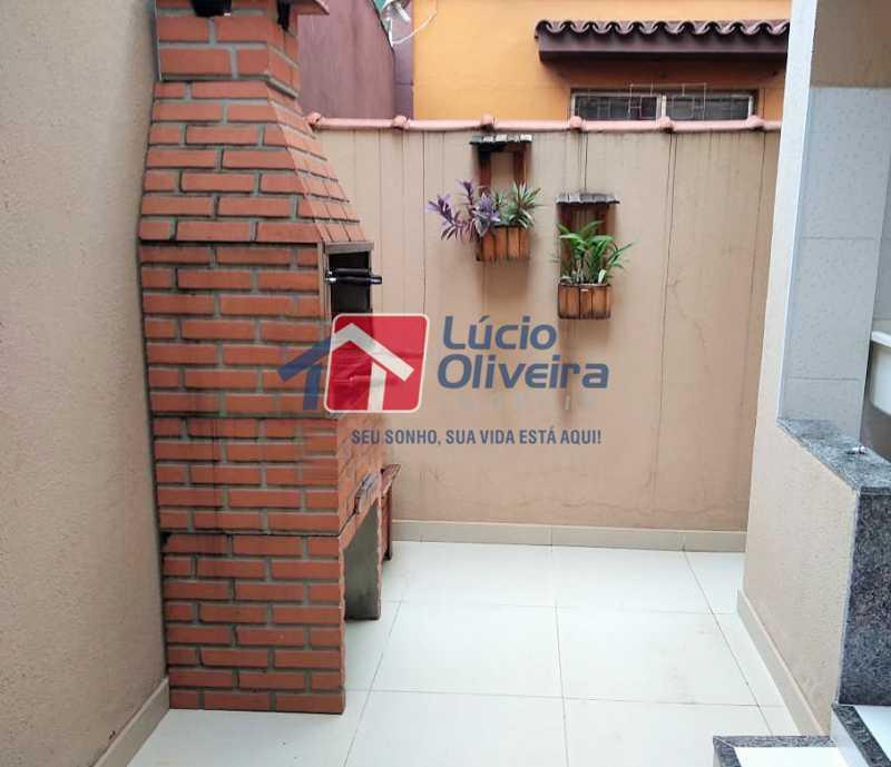 16 area gormet. - Casa à venda Rua Orica,Braz de Pina, Rio de Janeiro - R$ 430.000 - VPCA40045 - 18