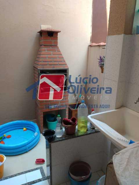 17 area gourmet - Casa à venda Rua Orica,Braz de Pina, Rio de Janeiro - R$ 430.000 - VPCA40045 - 19