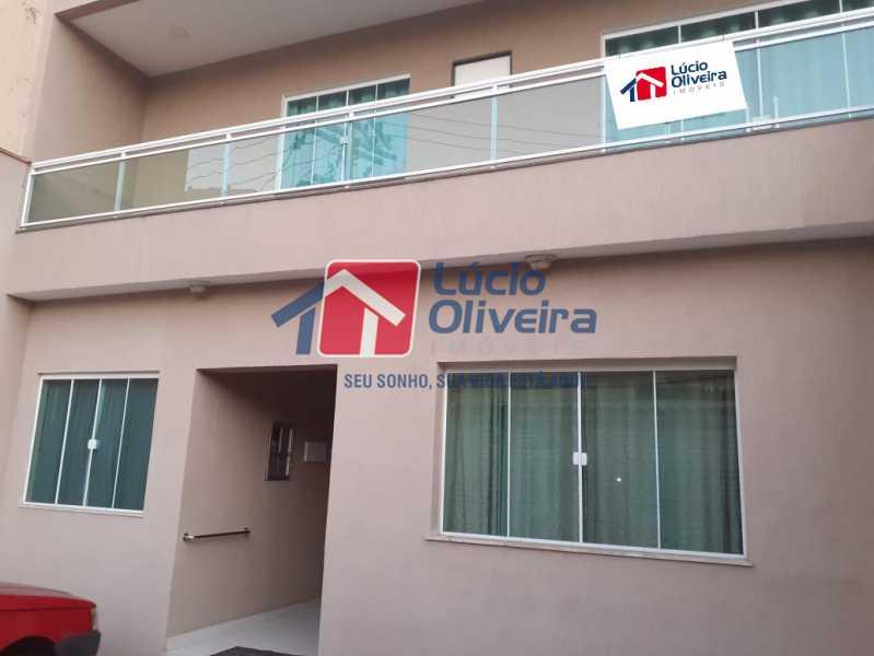 18 fachada - Casa à venda Rua Orica,Braz de Pina, Rio de Janeiro - R$ 430.000 - VPCA40045 - 20