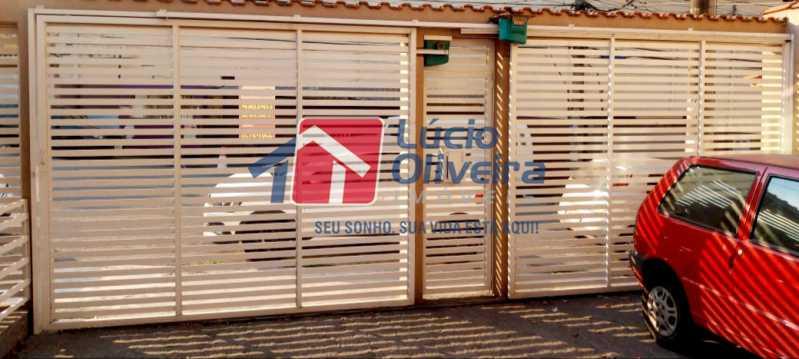 19 garagem - Casa à venda Rua Orica,Braz de Pina, Rio de Janeiro - R$ 430.000 - VPCA40045 - 21